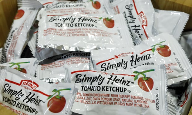 Where's the ketchup? US sees shortage as manufacturers rush to meet demand