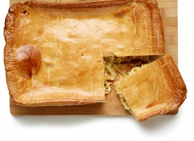 How to make cheese and onion pie – recipe