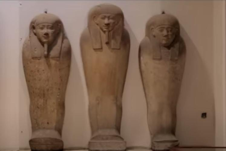 Mummies of ancient Egyptian royalty to parade through streets of Cairo